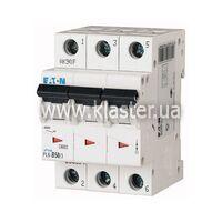 Автомат Eaton PL6-B63/3 (286595)