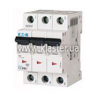 Автомат Eaton PL6-C40/3 (286605)