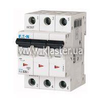 Автомат Eaton PL6-D20/3 (286614)