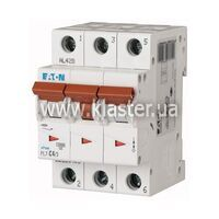 Автомат Eaton PL7-B4/3 (116709)
