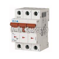 Автомат Eaton PL7-C6/3 (263406)