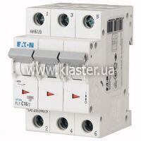 Автомат Eaton PL7-C16/3 (263409)