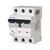 Автомат Eaton PL7-C40/3 (263413)