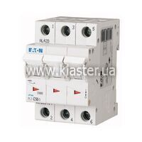 Автомат Eaton PL7-C63/3 (263415)