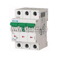 Автомат Eaton PL7-D6/3 (263418)