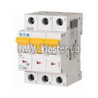 Автомат Eaton PL7-D25/3 (263423)