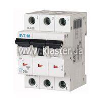Автомат Eaton PL7-D40/3 (263425)